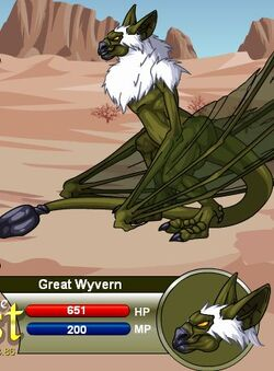 Great Wyvern
