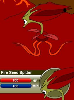 Fire Seed Spitter