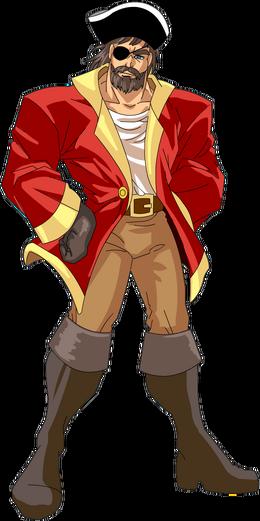 Capt Rhubarb