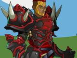 Demon Knight Armor