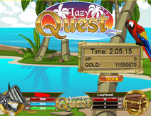 Lazy Quest 2017