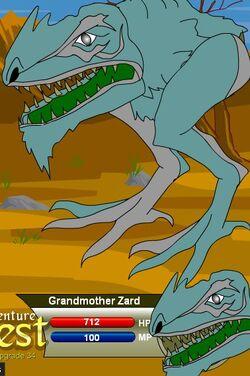 Grandmother Zard