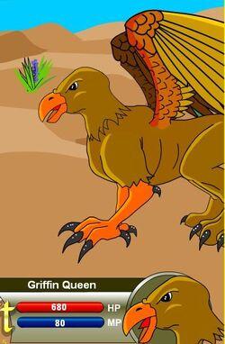 Griffin Queen