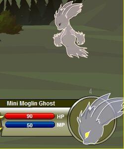 Mini Moglin Ghost