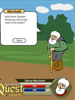 Savvy Merchant