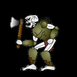 Undead troll