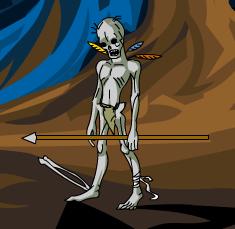Pygmy Zombie