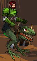 Frogzard Rider