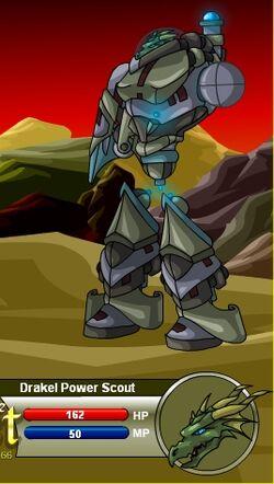 Drakel Power Scout