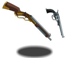 J6 guns