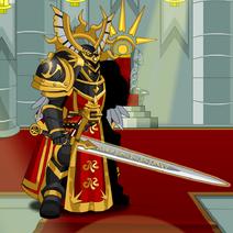 Enn'tröpy inquisitor MK3