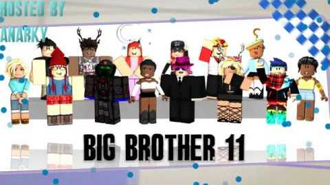 AR$ Big Brother 11 Intro