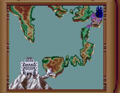 Forbidden Land Map Enlarged
