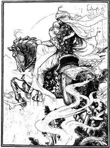 John-Dickson-Batten-Enchanted-Horse