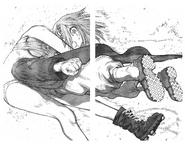 Unka Attacks Imomushi