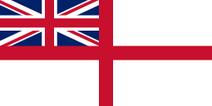 Uk royal marines flag