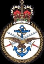 Uk british armed forces badge