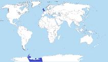 World map blank