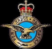 Uk royal air force badge