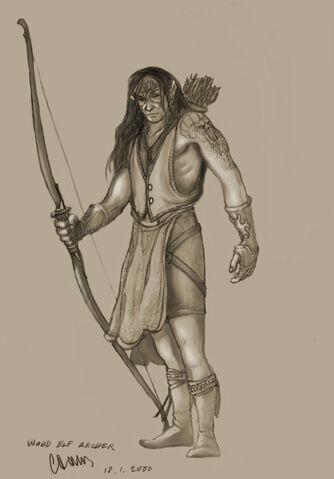 File:Wood elf archer.jpg