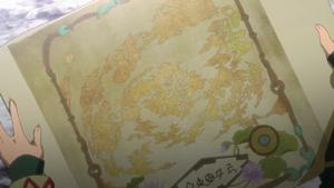 Amawakuni Map