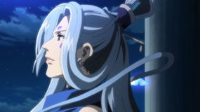Yorunami Anime
