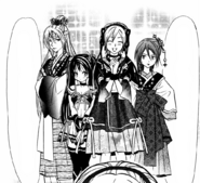 The Cross-dressing Group