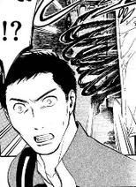 Hinohara's Dad Encounter Trouble
