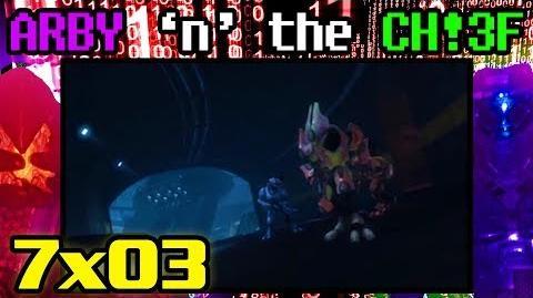 """Arby 'n' the Chief - S7E03 - """"Massive Damage"""""""