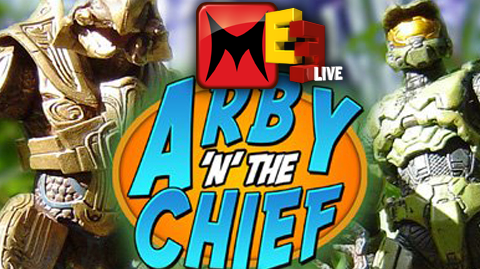 E3 2011 Machinima Coverage - Arby 'n' the Chief - E3 2011 Skit