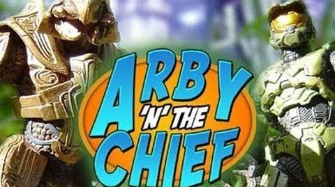 "Arby 'n' the Chief - S3E09 - ""Company Part I"""