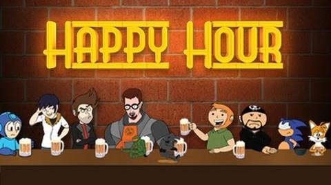 Happy Hour - Weekends on Machinima