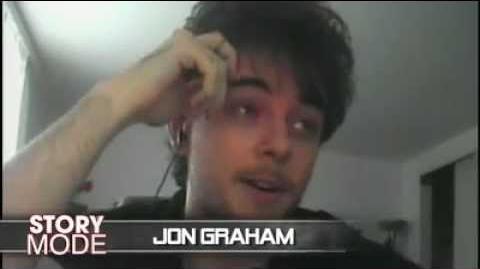 Story Mode Interviews Jon Graham