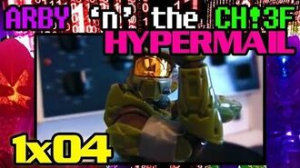 "Arby 'n' the Chief - Hypermail - S1E04 - ""The Gun Show"""