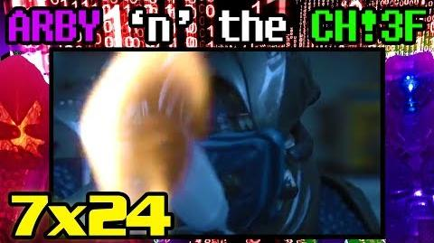 "Arby 'n' the Chief - S7E24 - ""Game Over"""