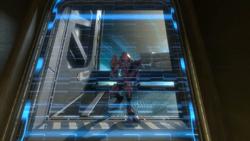 Arbiter locked out