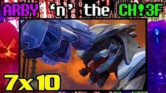 """Arby 'n' the Chief - S7E10 - """"Burned"""""""