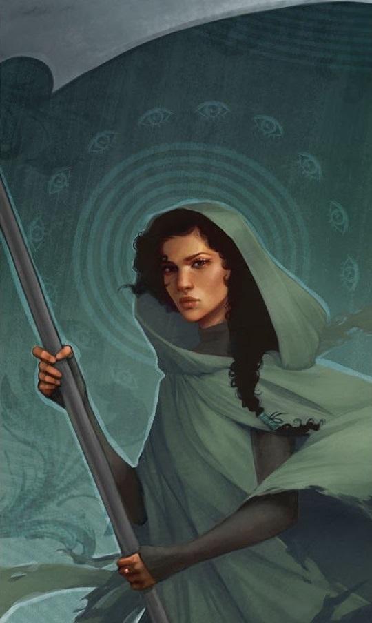 Citra Terranova (Scythe Anastasia) | Arc of a Scythe Wiki | Fandom