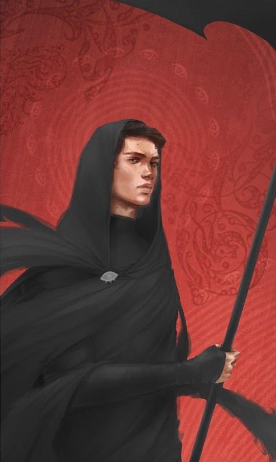 Rowan Damisch (Scythe Lucifer) | Arc of a Scythe Wiki | Fandom