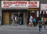 Chinatown Fair storefront