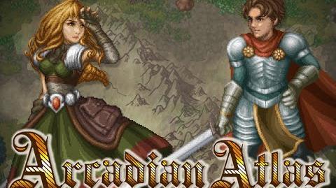 Arcadian Atlas Kickstarter Promo