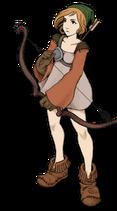 Female hunter