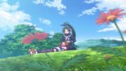 Kamui and Konoha Anime