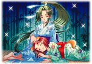 Konoha and Kamui