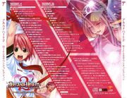 Arcana Heart 2 Heartful Sound Collection Back