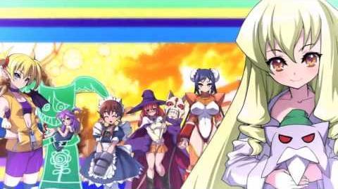 Arcana Heart 3 Love Max - Opening