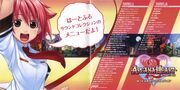 Arcana Heart 2 Heartful Sound Collection Booklet
