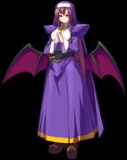 Clarice Portrait Demon AH3