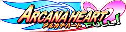 Arcana Heart FULL! Logo