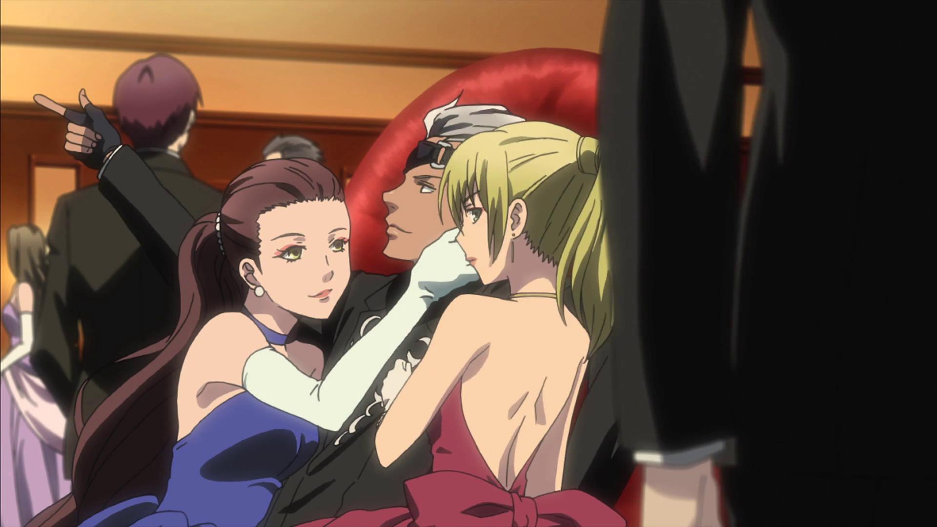 flirting games anime characters: